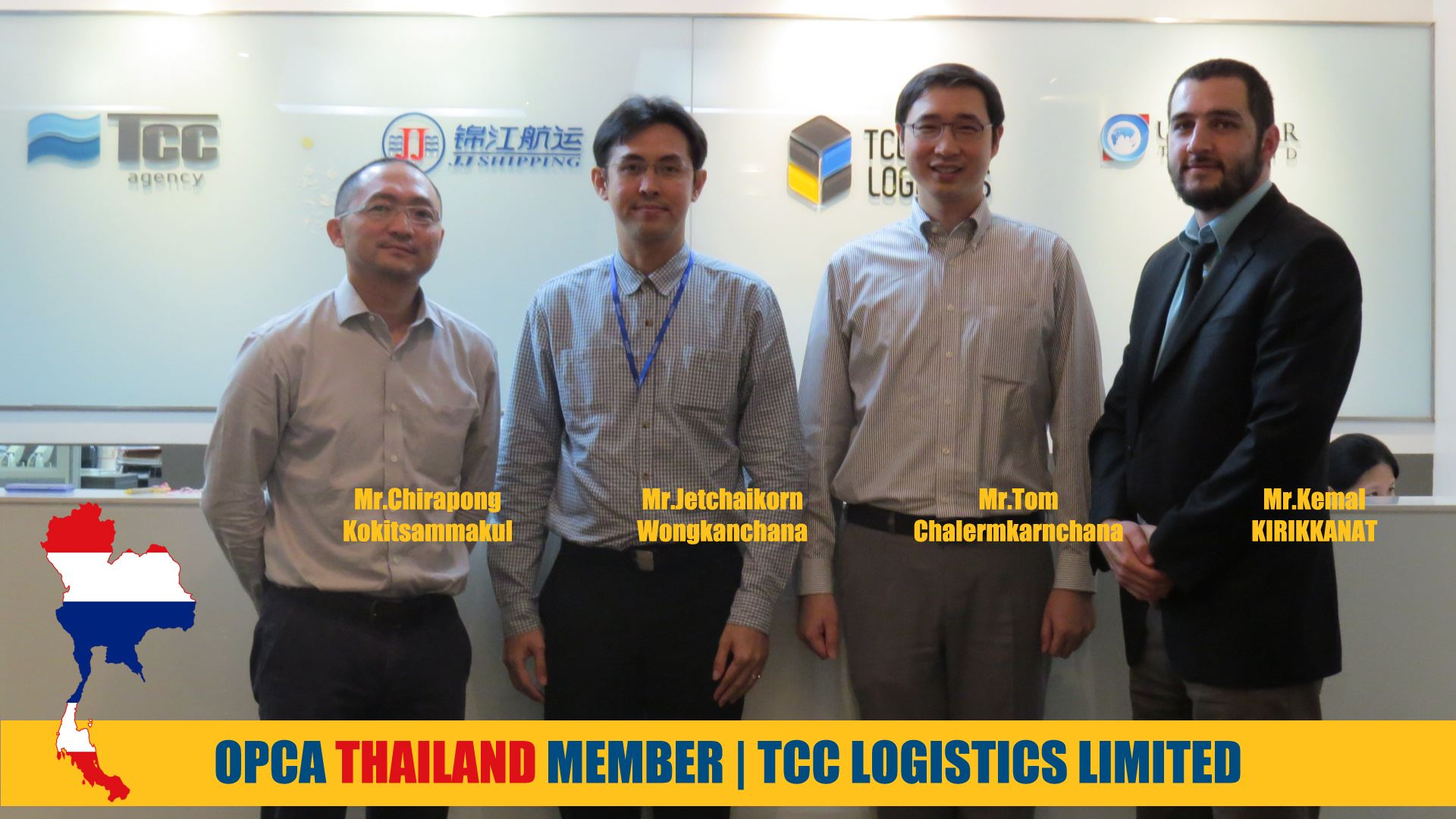 Shipping Company In Thailand